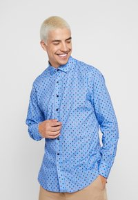 A fish named fred - Shirt - blue - 0