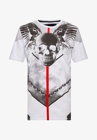 AFTERMATH - WINGSPAN TEE - T-shirt med print - white - 5