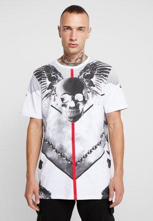 WINGSPAN TEE - T-shirt med print - white