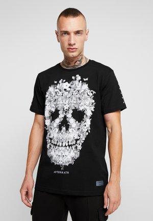 MAMBAS TEE - Camiseta estampada - black