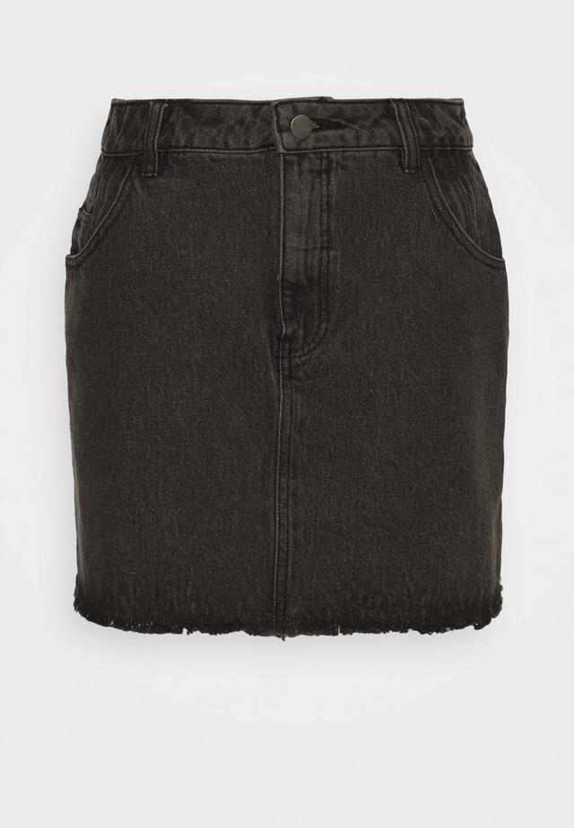 DENNY - Minihame - stone black
