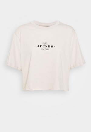 AURORA - T-shirt med print - moonbeam