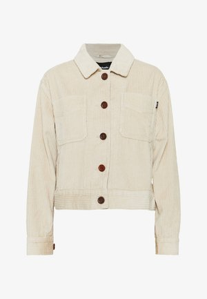 CARA - Summer jacket - macadamia
