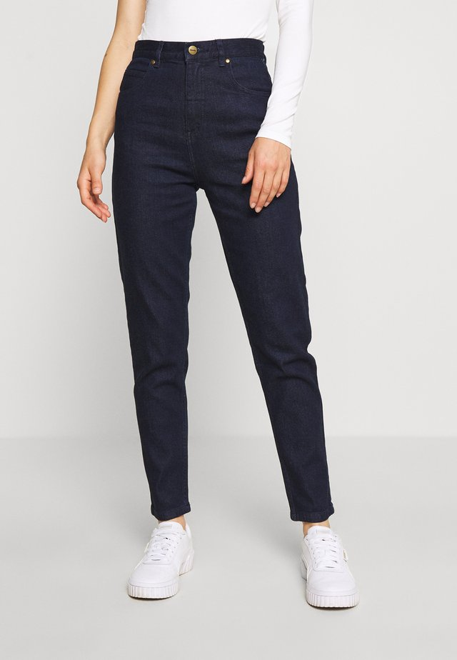 BLONDIES - Slim fit jeans - indigo rinse