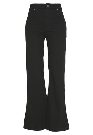 MARSHA - Jeans a zampa - black