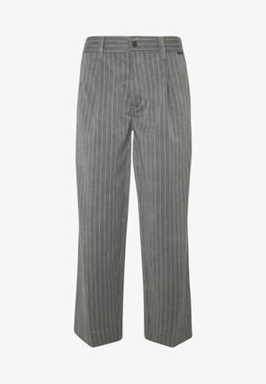 MIXED BUSINESS  SUIT PANT - Tygbyxor - grey