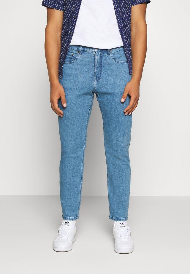 SOCIETY SLIM FIT  - Jean slim - classic blue