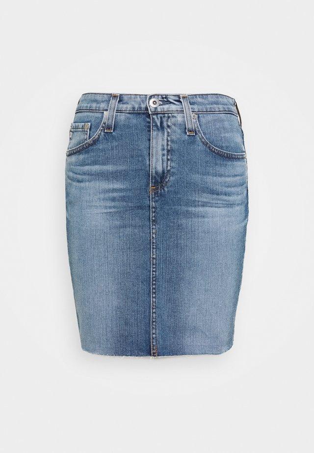 ERIN - Jeansnederdel/ cowboy nederdele - blue