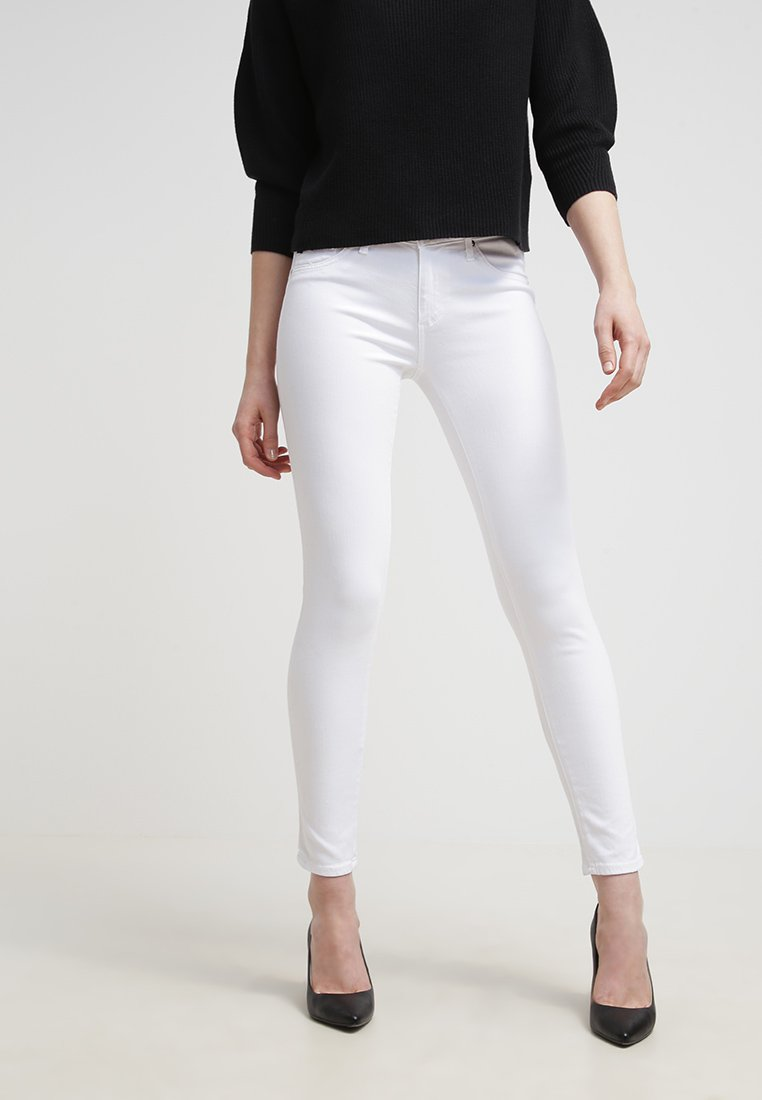 AG Jeans - Jeans Skinny Fit - white