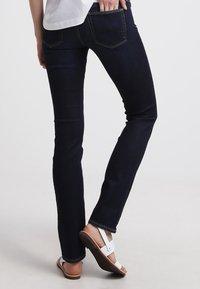 AG Jeans - HARPER - Džíny Straight Fit - dark blue denim - 2