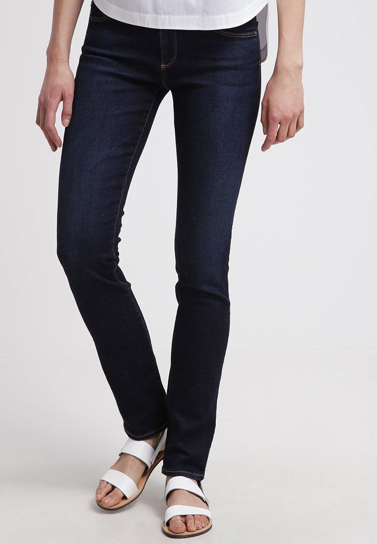 AG Jeans - HARPER - Džíny Straight Fit - dark blue denim