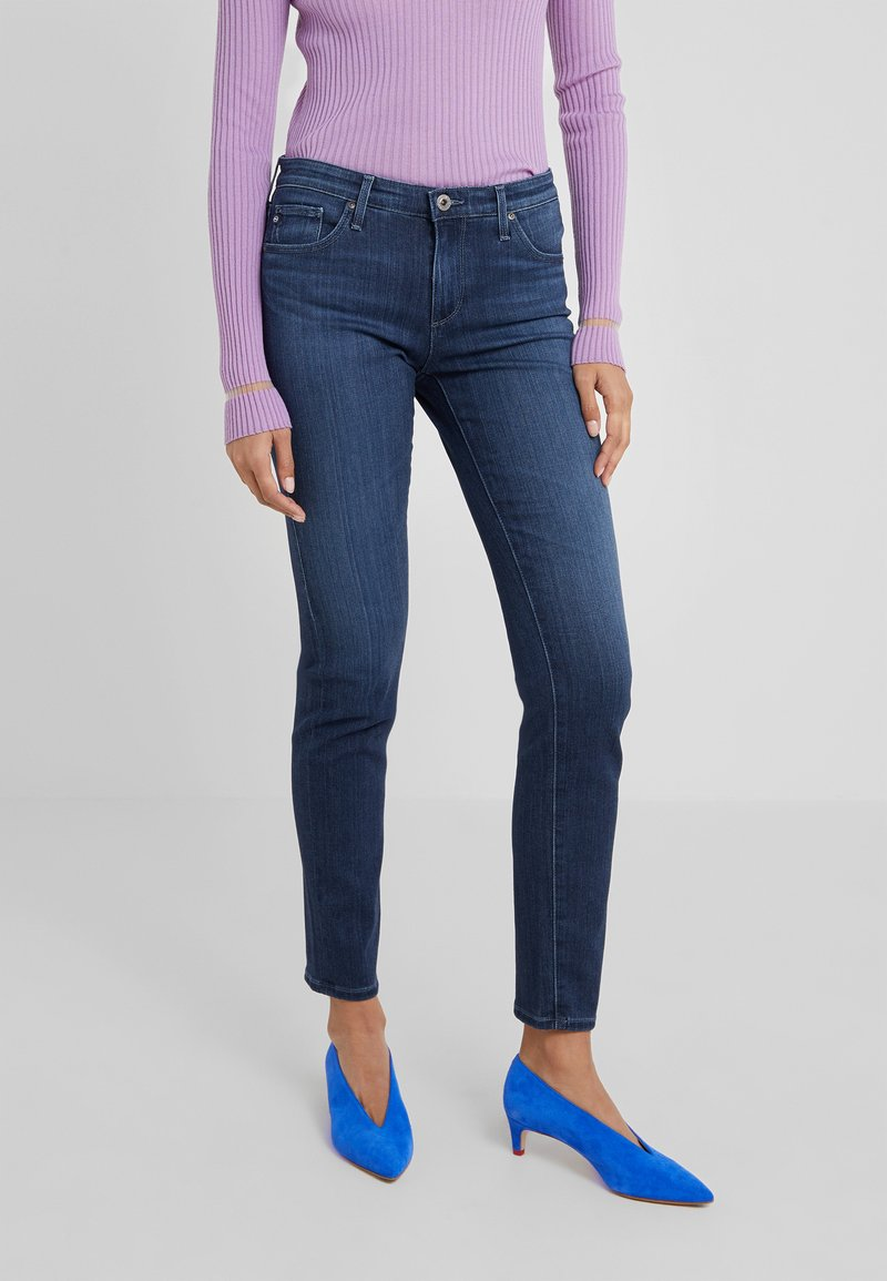AG Jeans - PRIMA - Jeans Skinny Fit - pacific indigo