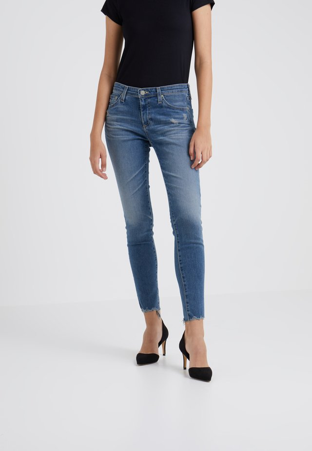 Jeans Skinny Fit - limelight
