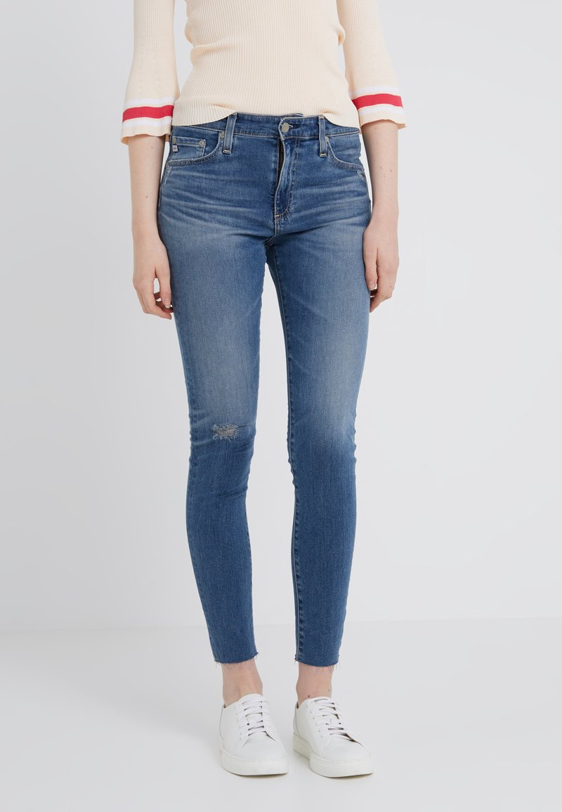 AG Jeans - FARRAH ANKLE - Jeans Skinny Fit - blue