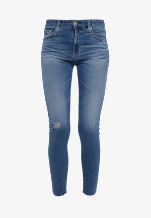 FARRAH ANKLE - Jeans Skinny Fit - blue