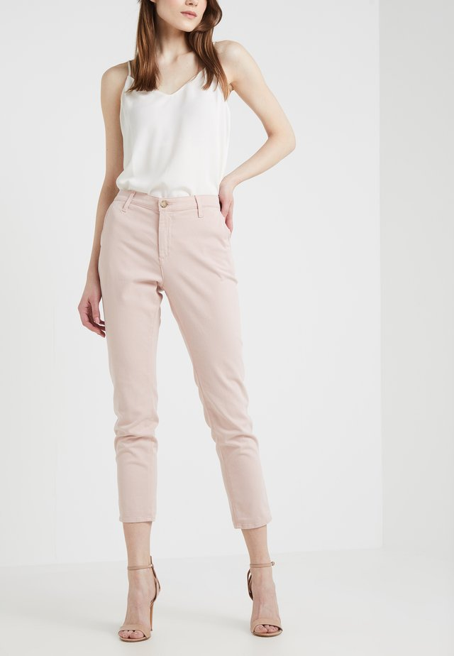 CADEN - Trousers - peaked pink