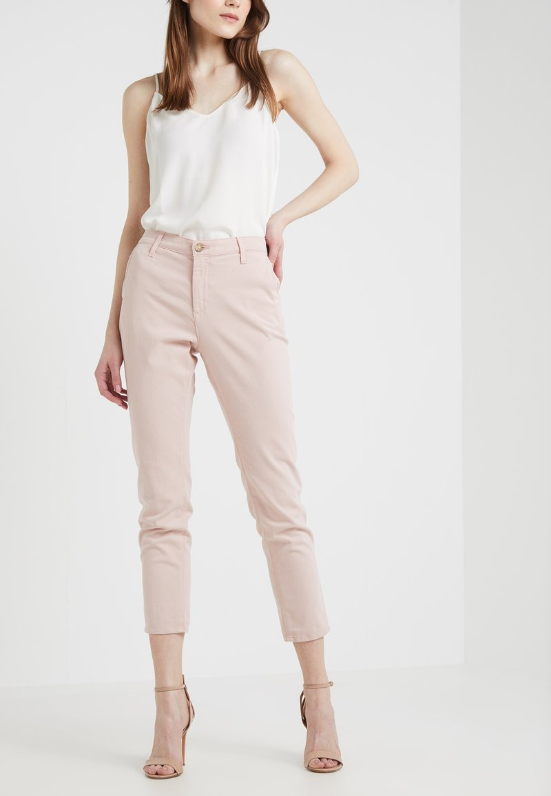 AG Jeans - CADEN - Trousers - peaked pink