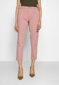 AG Jeans - CADEN - Kalhoty - french rose - 0