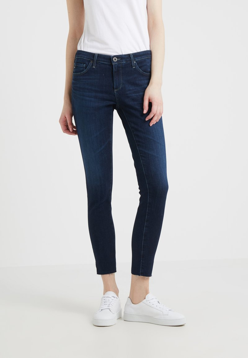 AG Jeans - LEGGING ANKLE - Jeans Skinny Fit - concord