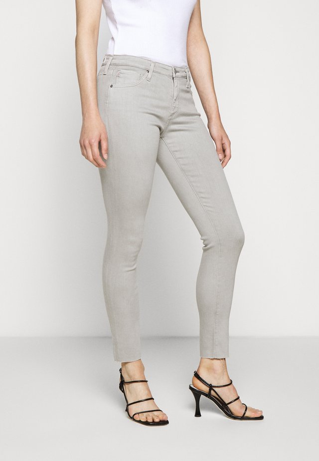 ANKLE - Jeansy Skinny Fit - sulfur florence fog