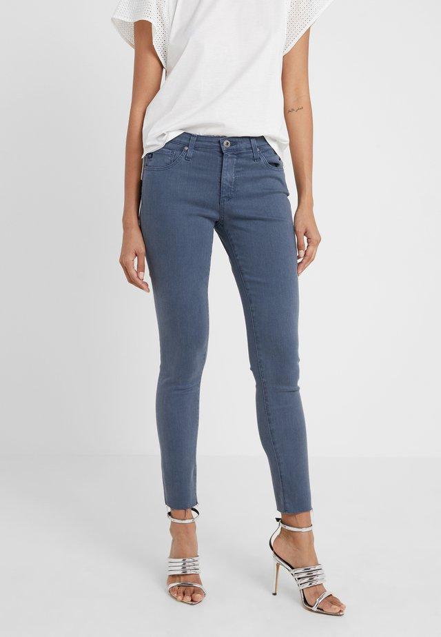 ANKLE - Jeans Skinny Fit - sulfur sodalite blue