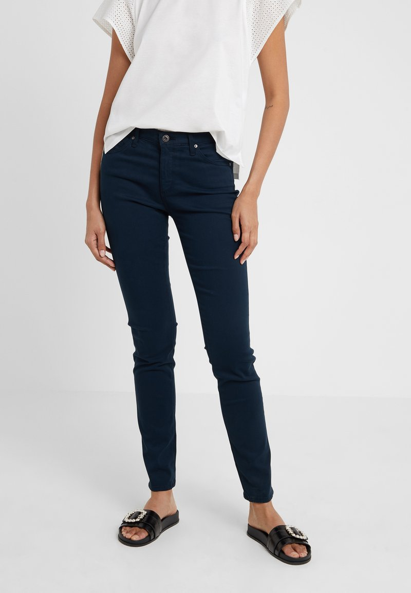 AG Jeans - PRIMA ANKLE - Trousers - midnight navy