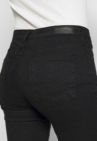 AG Jeans - HARPER  - Džíny Straight Fit - black - 5