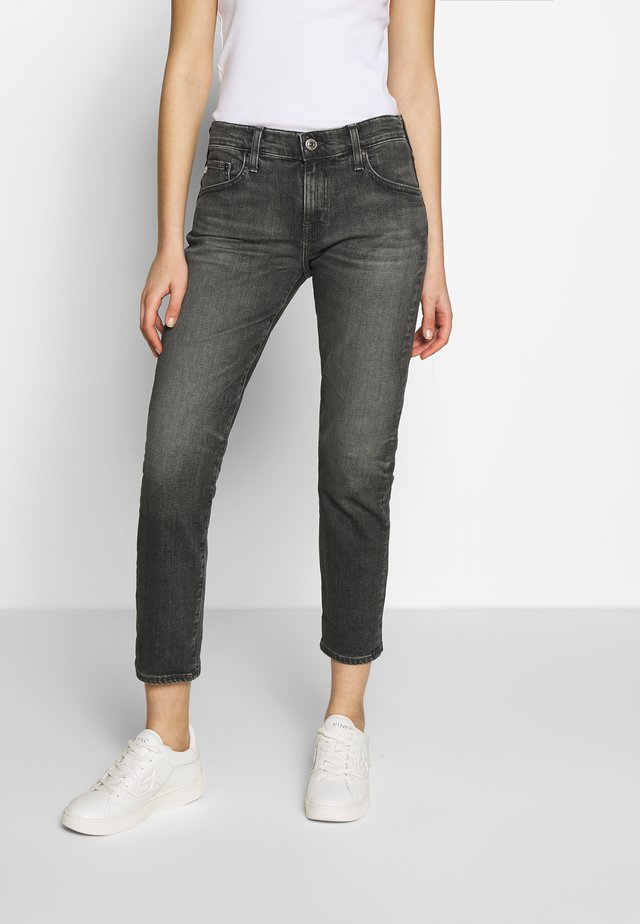 EX BOYFRIEND - Relaxed fit jeans - grey