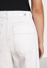 AG Jeans - ROSIE - Široké džíny - moderne white - 6