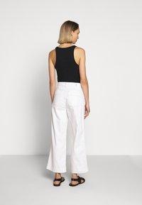 AG Jeans - ROSIE - Široké džíny - moderne white - 2