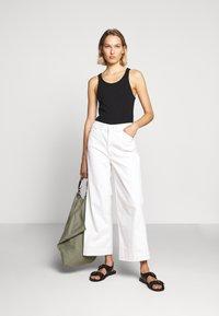 AG Jeans - ROSIE - Široké džíny - moderne white - 1