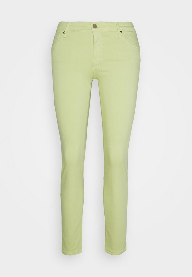 PRIMA ANKLE - Jeansy Skinny Fit - citrus mist