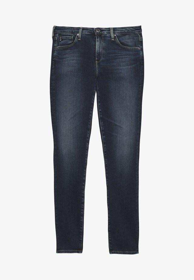 PRIMA ANKLE - Jeans Skinny - dark blue