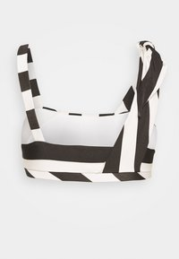 Agent Provocateur - JONELLE - Bikini top - black/white - 1