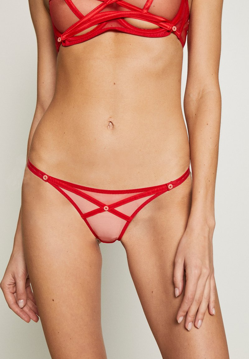 Agent Provocateur - JANYS THONG - String - red
