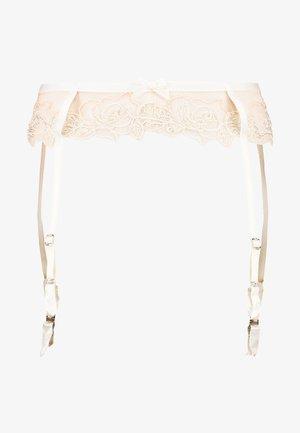 LINDIE SUSPENDER - Strømpeholdere - ivory