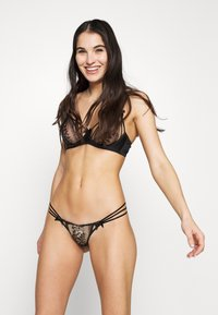 Agent Provocateur - TANYA THONG - String - black - 1