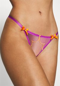 Agent Provocateur - LORNA THONG - String - orgasmic pink/orange - 4