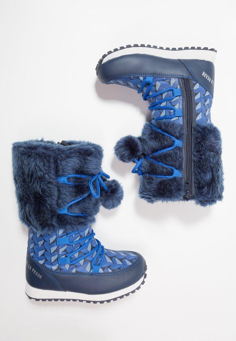 Agatha Ruiz de la Prada - APRESKI - Winter boots - azul