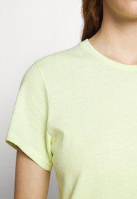 Agolde - MARIAM TEE - T-shirts print - sunrise - 5