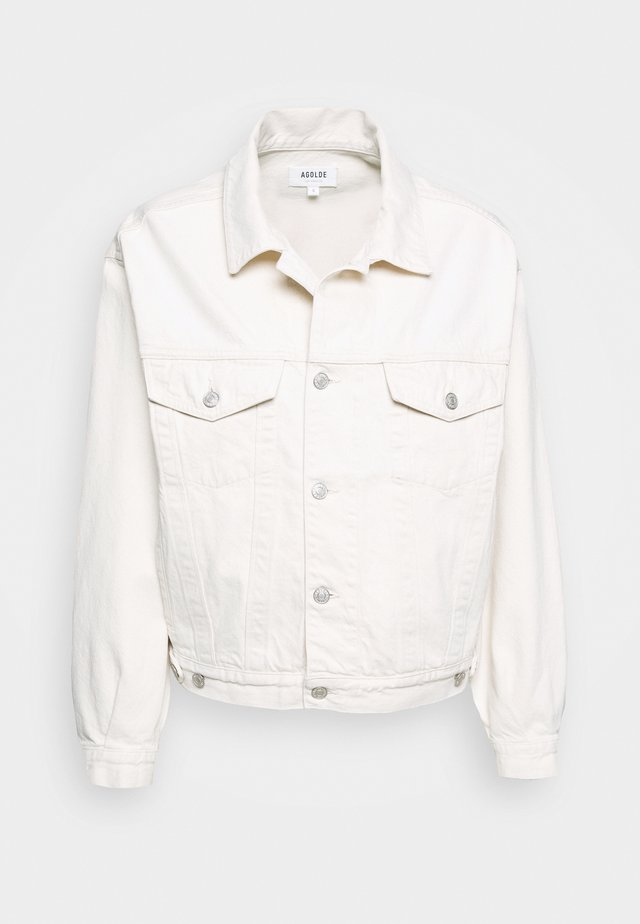 CHARLI JACKET - Denim jacket - paper