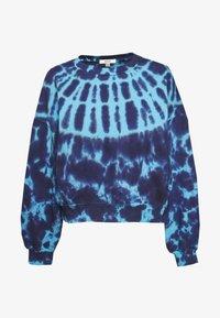 Agolde - BALOON SLEEVE - Sweatshirts - dark blue - 4