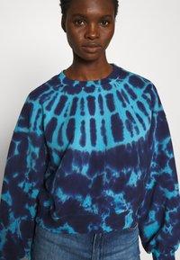 Agolde - BALOON SLEEVE - Sweatshirts - dark blue - 3