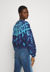 Agolde - BALOON SLEEVE - Sweatshirts - dark blue - 2