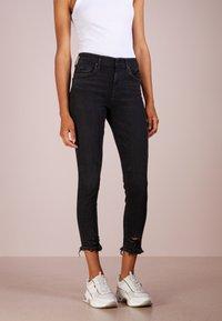 Agolde - SOPHIE - Jeans Skinny - temple - 0