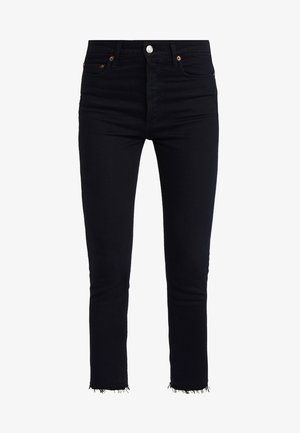 NICO HIGH RISE - Jeans Skinny Fit - raven