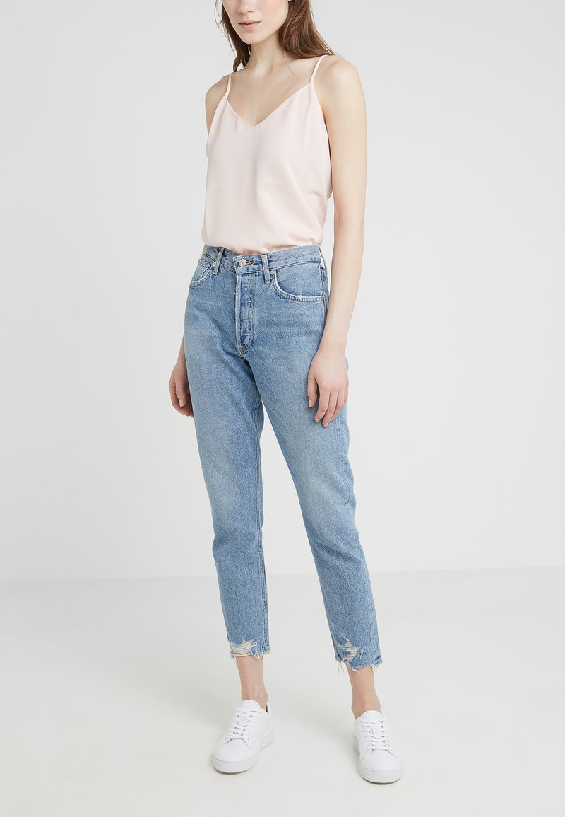 Agolde - JAMIE RELAXED - Jeans Relaxed Fit - orgin