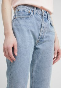 Agolde - RILEY HIGH RISE - Jeansy Relaxed Fit - zephyr - 3