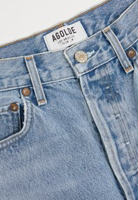 Agolde - RILEY HIGH RISE - Jeansy Relaxed Fit - zephyr - 5