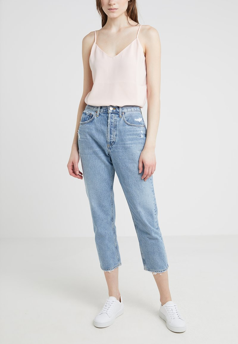 Agolde - PARKER EASY - Relaxed fit jeans - swapmeat